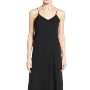 Classiques Entier Black Spaghetti Strap Dress